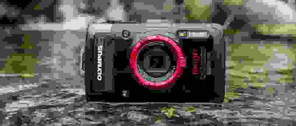Product Image - Olympus TG-2