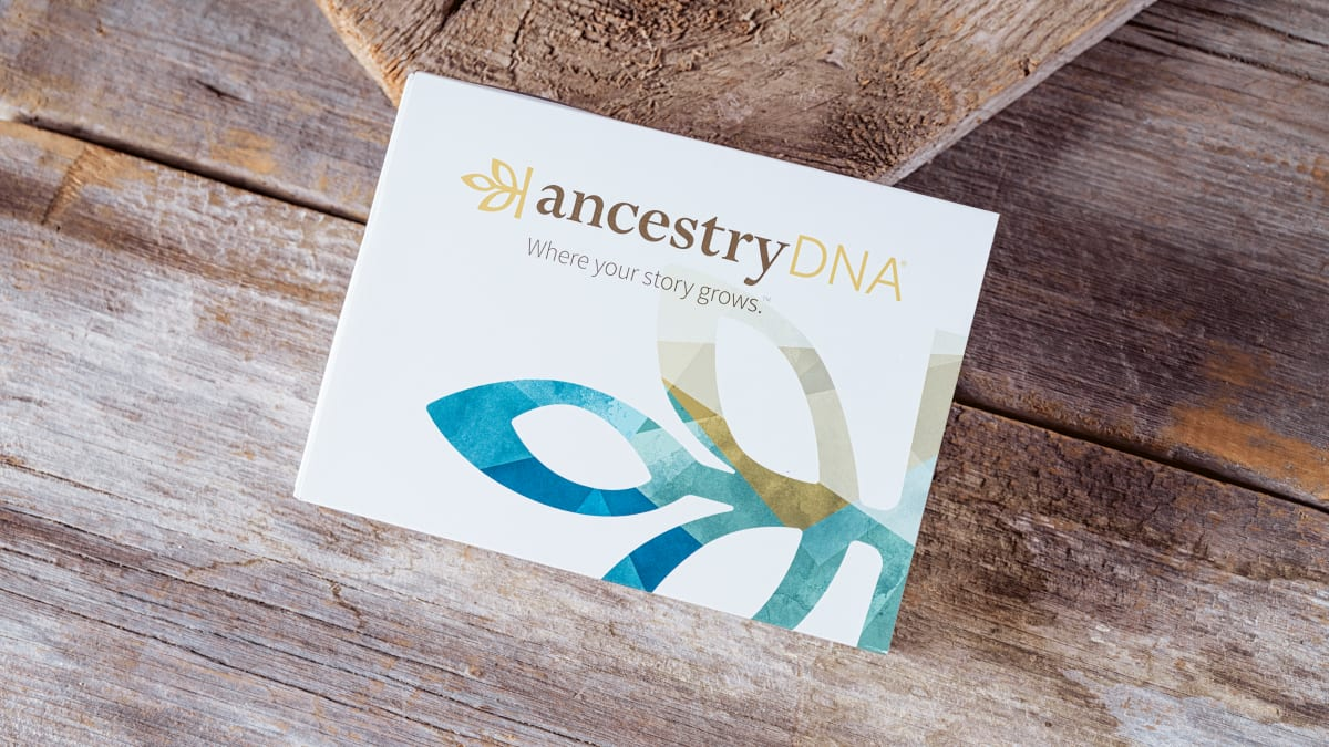 You can get the most popular DNA test kit for a great sale price right now