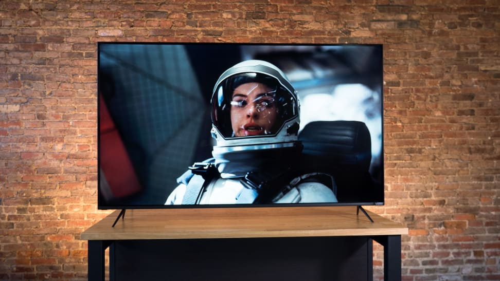 Vizio M Series 2018 Screen With Content 4
