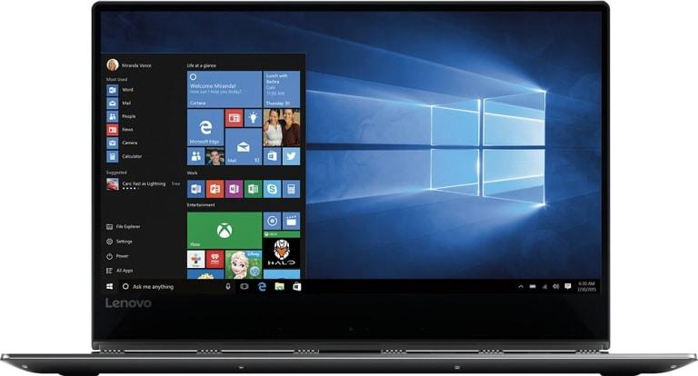 Product Image - Lenovo Yoga 910 (UHD, 16GB RAM, 512GB SSD)