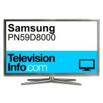 Samsung pn59d8000  vanity