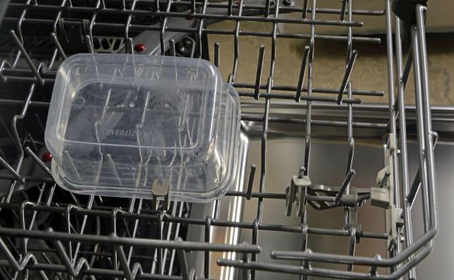 Plastic Container Clip