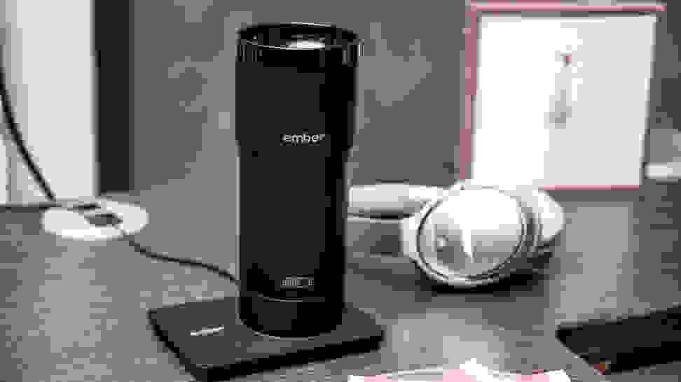 Ember Mug Charging
