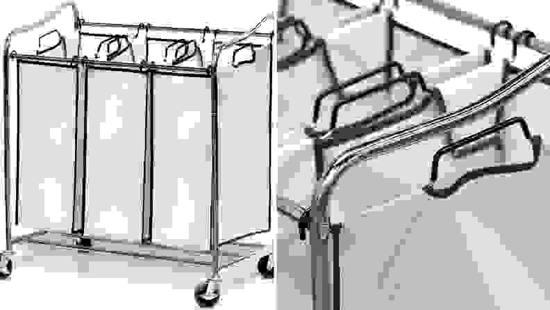 Simple Houseware Laundry Sorter