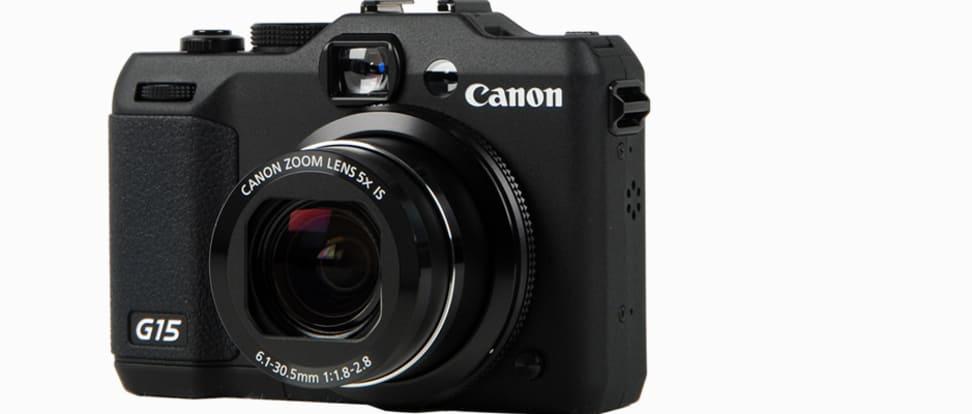 Product Image - Canon  PowerShot G15