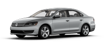 Product Image - 2012 Volkswagen Passat SE with Sunroof & Navigation