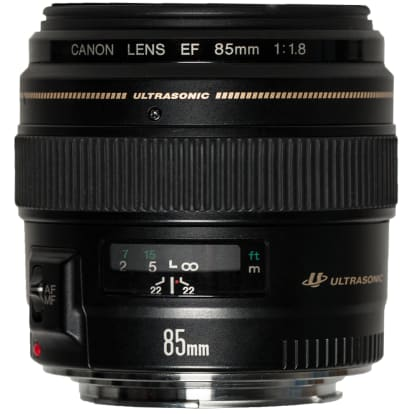 Product Image - Canon EF 85mm f/1.8 USM