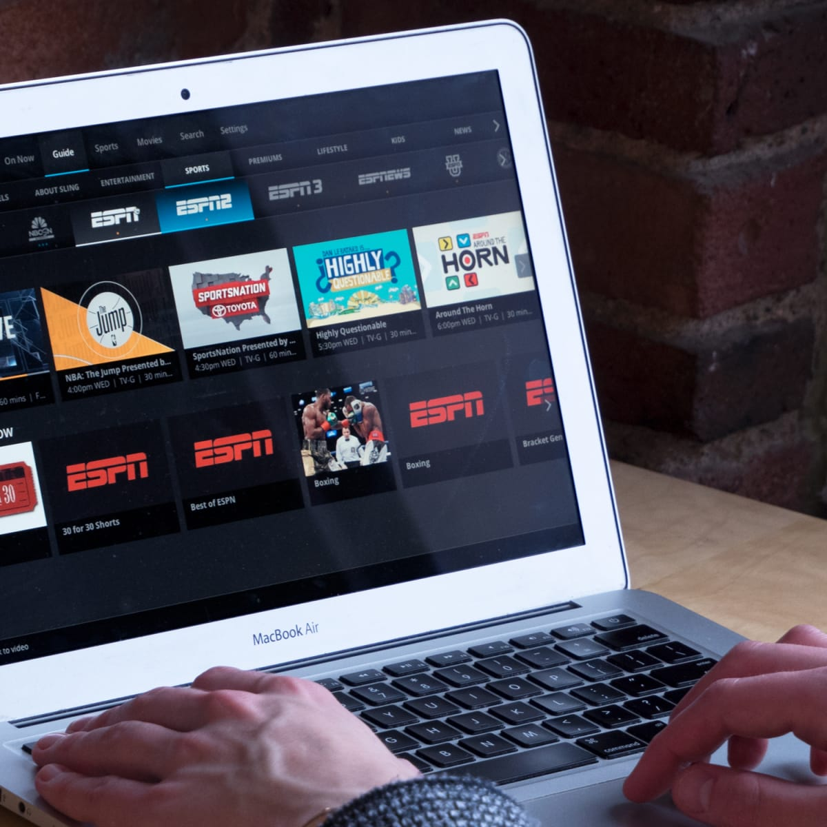 I conducted a Sling TV review over the course of a year and here's