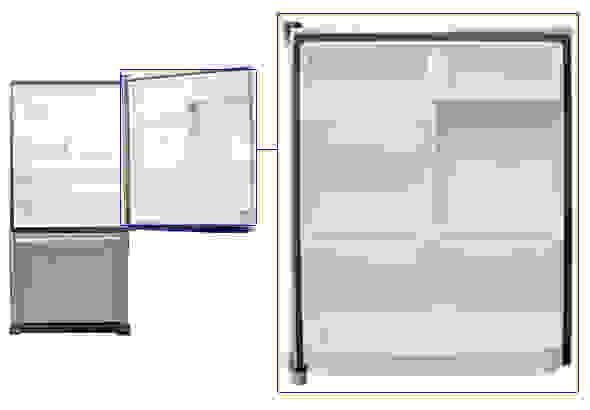 Refrigerator Door 1-1 Image
