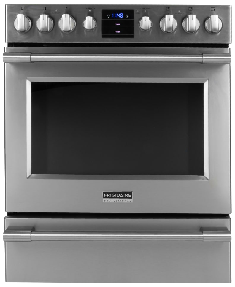 The Frigidaire FPEH3077RF front view