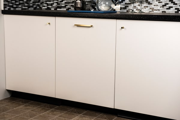 Thermador Sapphire DWHD650JPR custom panel-ready front