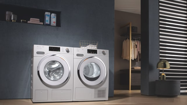 Miele-W1-washer-and-T1-dryer