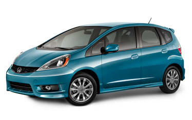 Product Image - 2013 Honda Fit Sport