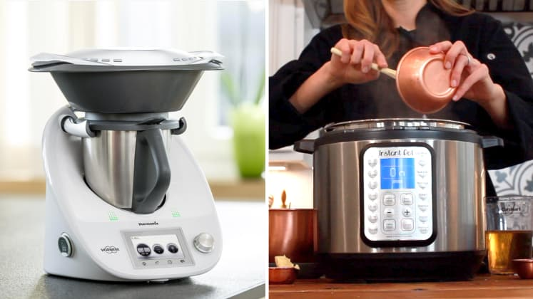 thermomix vs instant pot which is right for you cooking. Black Bedroom Furniture Sets. Home Design Ideas