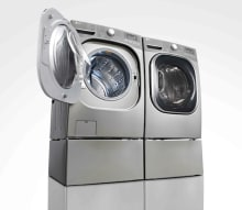 LG Heat pump dryer web