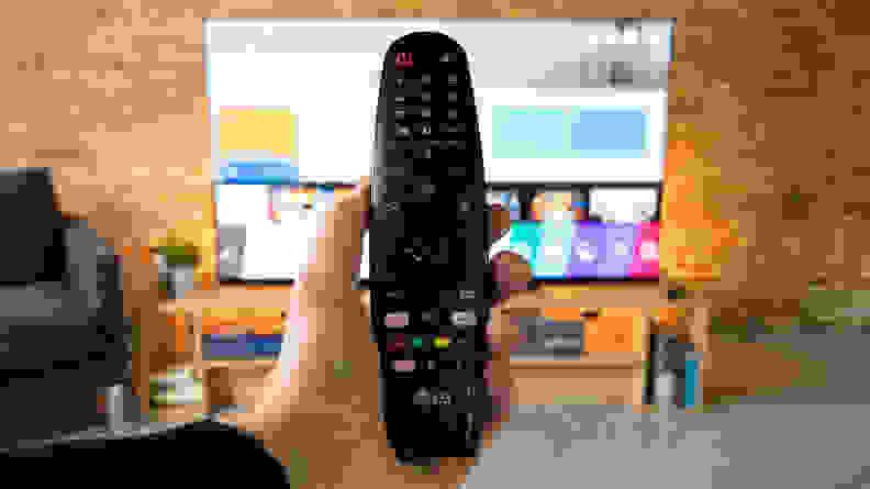 LG E9 Magic Remote Control