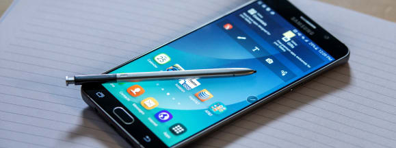 Samsung galaxy note 5 hero