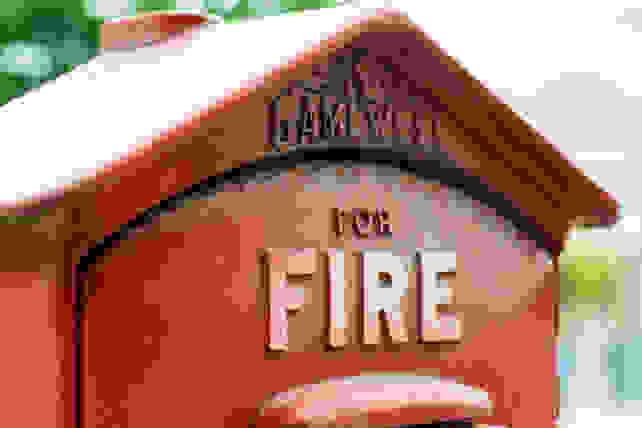 Fire Call Box