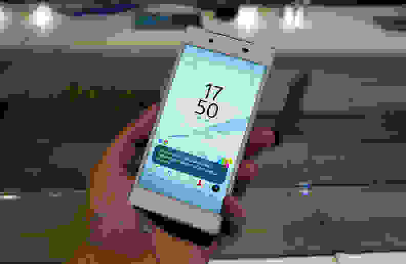 Sony Xperia Z5 – Screen
