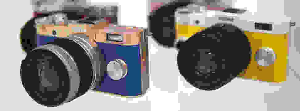 Pentax Q-S1 – Color Combos