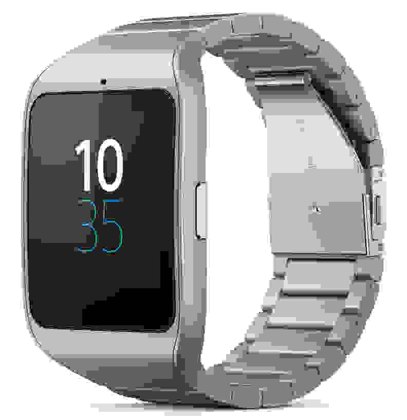 Sony SmartWatch 3 – New Stainless Finish