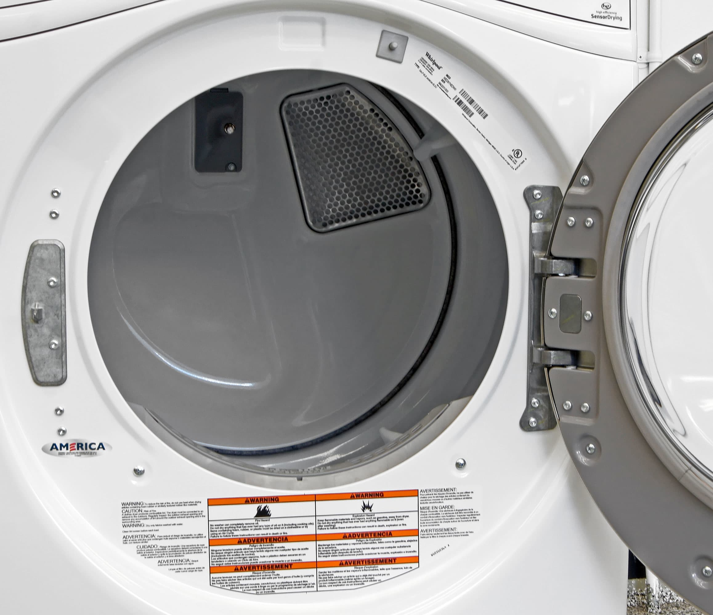 Whirlpool Duet WED87HEDW Dryer Review