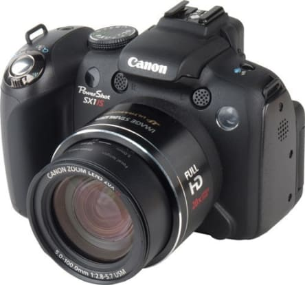 Product Image - Canon  PowerShot SX1 IS