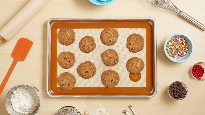 Holiday Baking Tools: Silpat