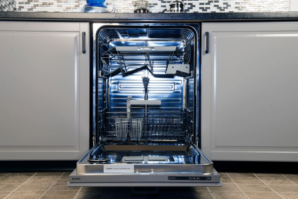 An Asko dishwasher