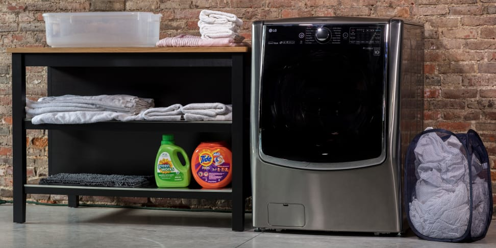 LG WM9000HVA washing machine