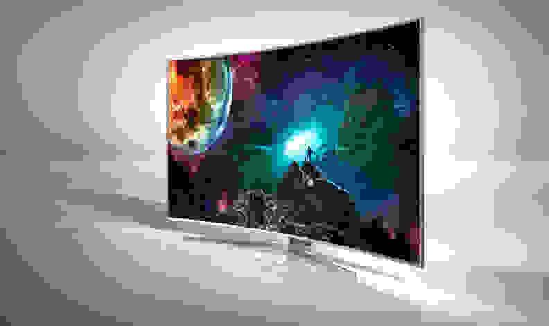 Samsung UHD TV With Quantum Dot Technology