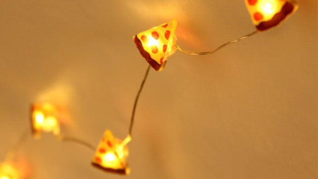 Pizza lights