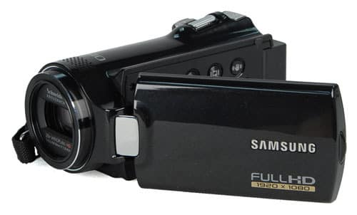 Product Image - Samsung HMX-H200