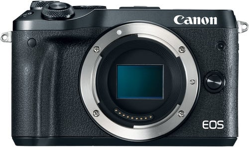 Product Image - Canon EOS M6