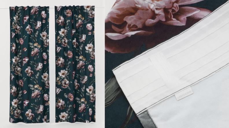 H&M curtains