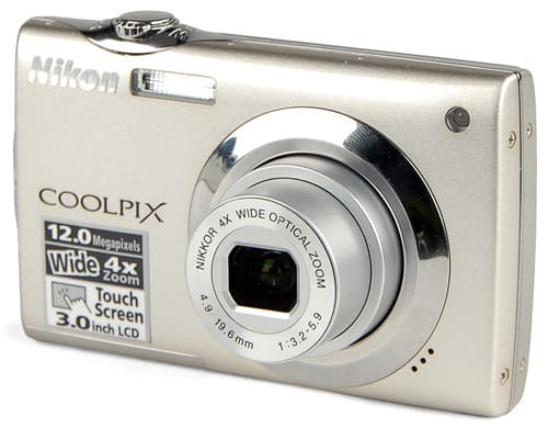 Product Image - Nikon  Coolpix S4000