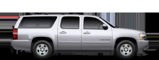 Product Image - 2012 Chevrolet Suburban Half Ton LS 4WD