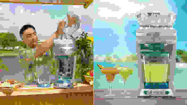 Margaritaville Jimmy Buffett Anniversary Edition Key West Frozen Concoction Maker