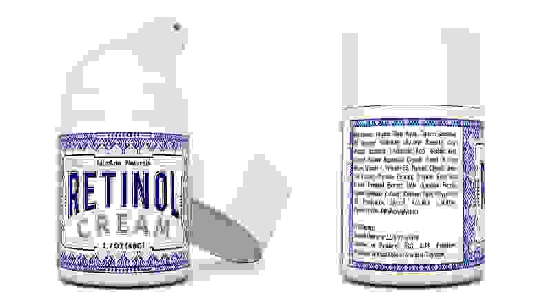 The LilyAna Naturals Retinol Cream.
