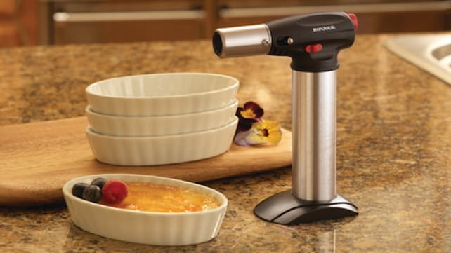 Chef's Tools Creme Brulee Set
