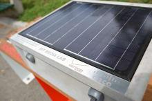 Soofa Solar Panel