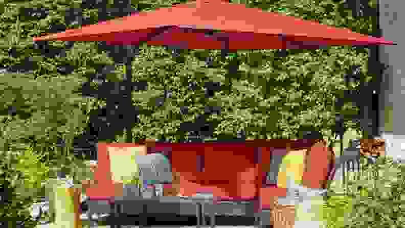 Hampton Bay umbrella