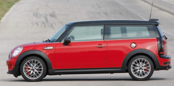 Product Image - 2012 Mini John Cooper Works Clubman