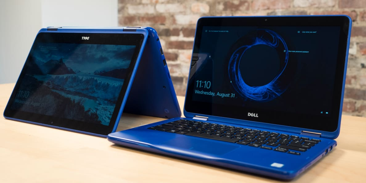 Dell Inspiron 11 3000 2-in-1 laptop