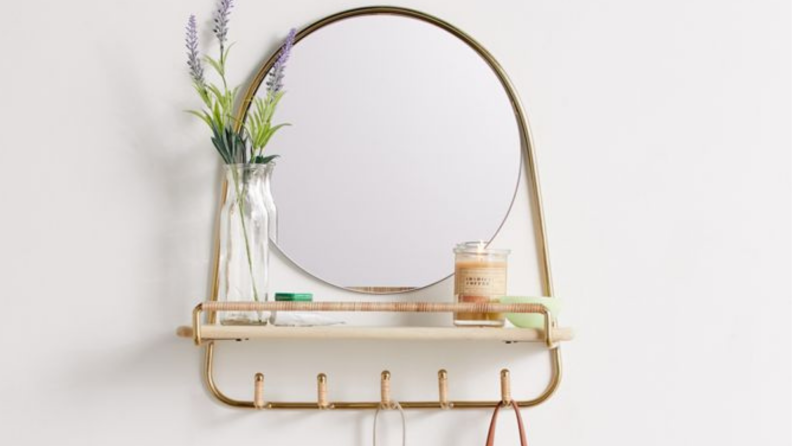UO Hook mirror