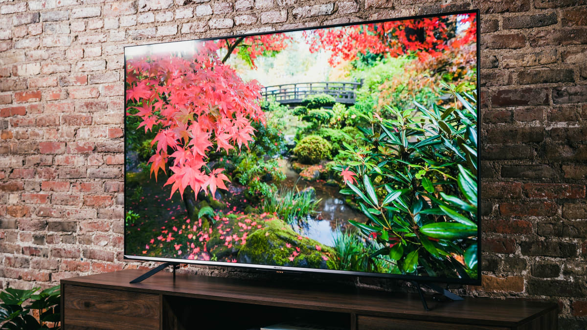 The affordable Hisense U7G is an amazing TV for your new PS5 or Xbox
