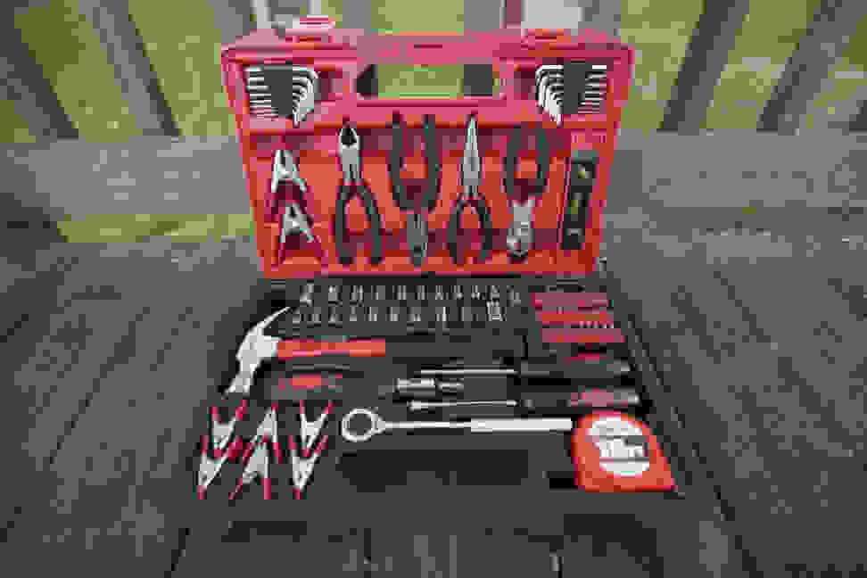 Olympia Tools/iWork 90 Piece Tool Set
