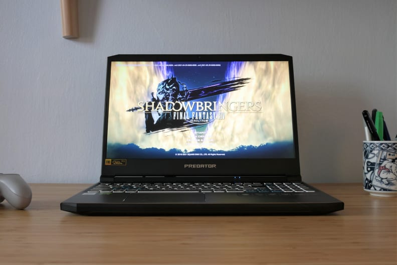 Acer Predator Helios 300 front main