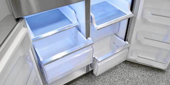 Stylish Four Door Design And A Convertible Fridge/freezer, Now In A Counter  Depth Package.