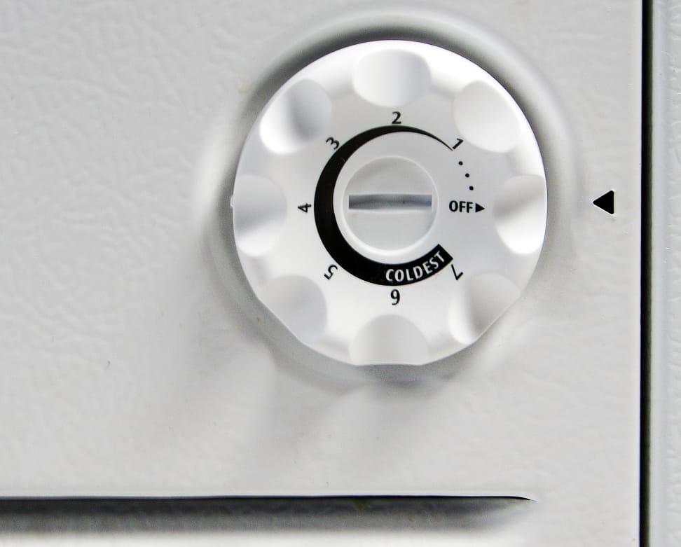 Kenmore 16542 Controls